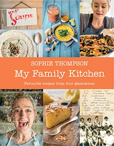 9780571324170: My Family Kitchen