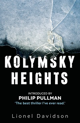 9780571324217: Kolymsky Heights