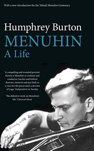 9780571325320: Menuhin: A Life