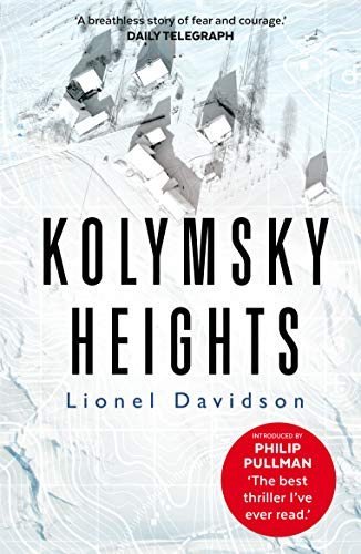 9780571326112: Kolymsky Heights