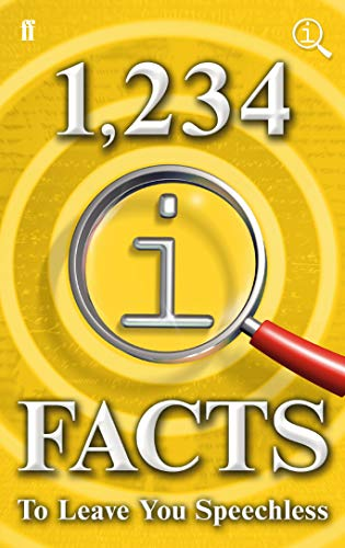 9780571326686: 1,234 QI Facts to Leave You Speechless