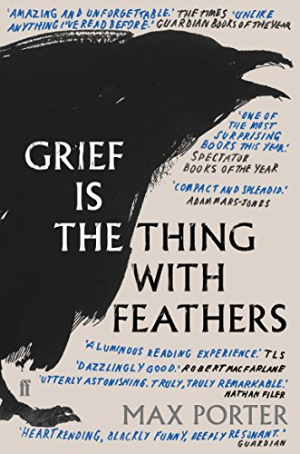 9780571327232: Grief Is the Thing with Feathers