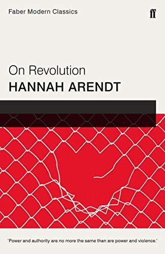 9780571327416: On Revolution: Faber Modern Classics
