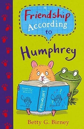 9780571328291: Friendship According to Humphrey
