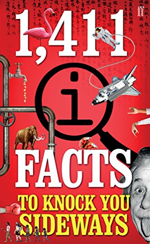 9780571329847: 1,411 QI Facts To Knock You Sideways