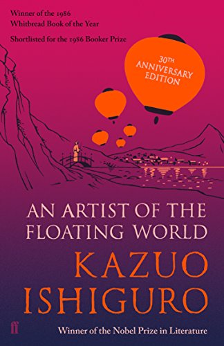 9780571330386: An Artist of the Floating World: 30th anniversary edition