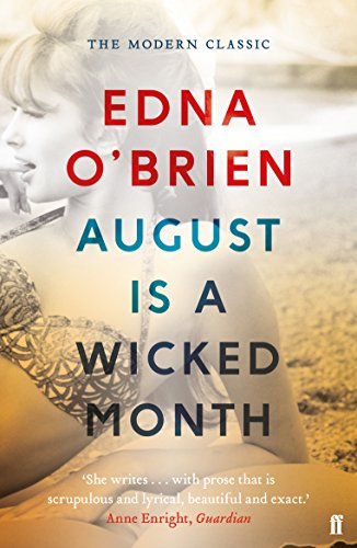 9780571330553: August is a Wicked Month