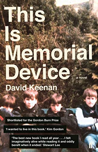 9780571330850: This Is Memorial Device