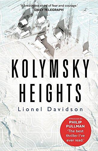 9780571333875: Kolymsky Heights