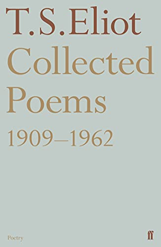 9780571336593: Collected Poems 1909-1962