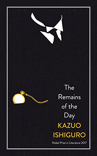 The Remains of the Day ++++ A: Kazuo Ishiguro
