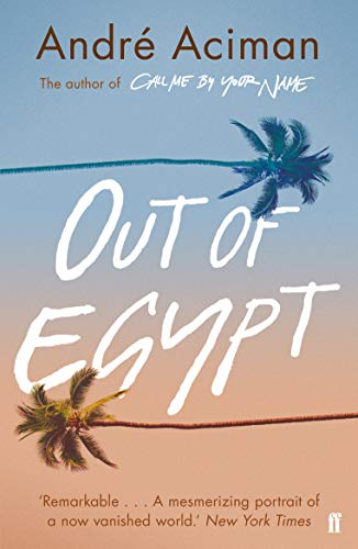 9780571349715: Out Of Egypt