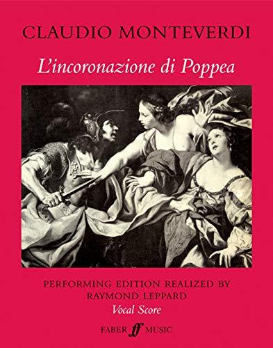 9780571500116: Poppea: Piano Vocal Score (Faber Edition)