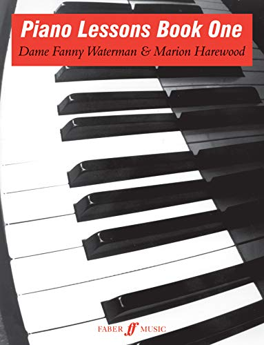 9780571500246: Piano Lessons, Bk 1 (Faber Edition: The Waterman / Harewood Piano Series)