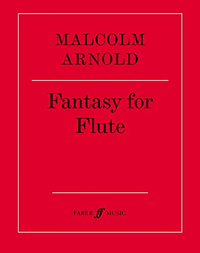 9780571500314: Fantasy for Flute: Part(s) (Faber Edition)