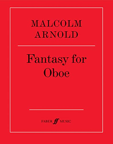 9780571500321: Fantasy for Oboe: Part(s) (Faber Edition)