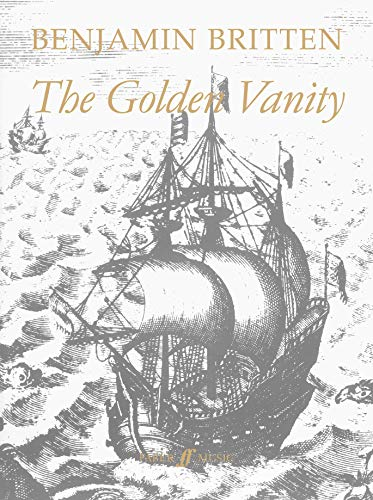 9780571501069: The Golden Vanity: Vocal Score (Faber Edition)