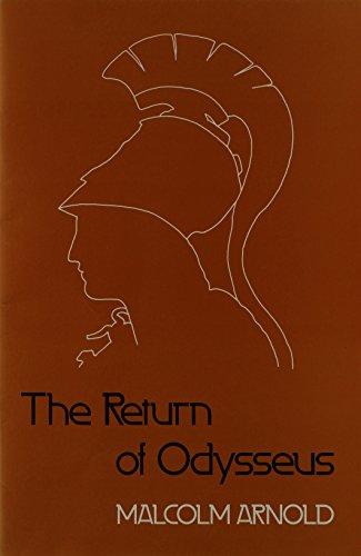 9780571501809: Return of Odysseus: Vocal Score (Faber Edition)