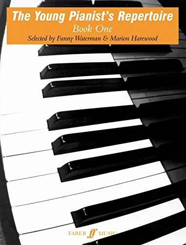 9780571502103: The Young Pianist's Repertoire, Bk 1 (Faber Edition: The Waterman / Harewood Piano Series)