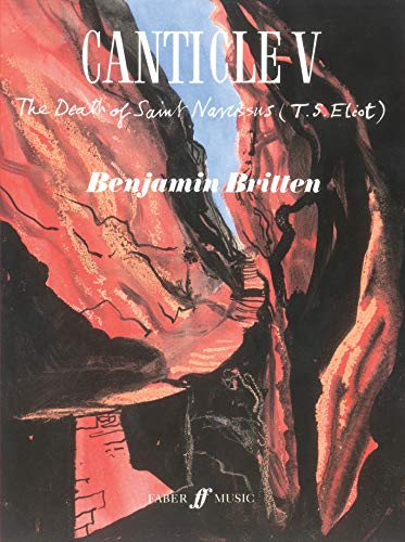 9780571502301: Canticle V -- The Death of St. Narcissus (Faber Edition)