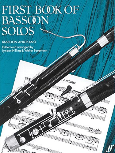 9780571502424: First Book of Bassoon Solos: (Complete) (Faber Edition)