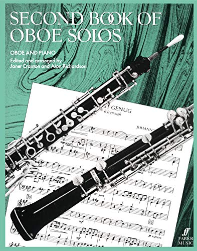 9780571503285: Second Book of Oboe Solos (Faber Edition)