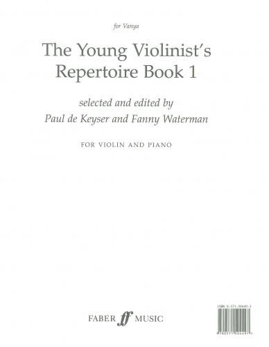 9780571504497: Young Violinist's Repertoire: Bk. 1: (Violin Part)