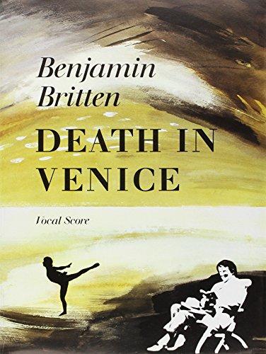 9780571505142: Death in Venice: Vocal Score (Faber Edition)