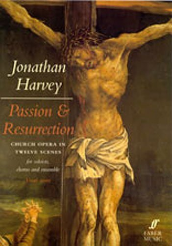 Passion and Resurrection: (Vocal Score) (Paperback)