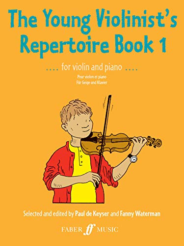 9780571506187: The Young Violinist's Repertoire, Bk 1 (Faber Edition)