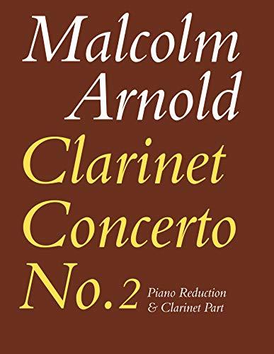 9780571506224: Clarinet Concerto No. 2: Part(s) (Faber Edition)