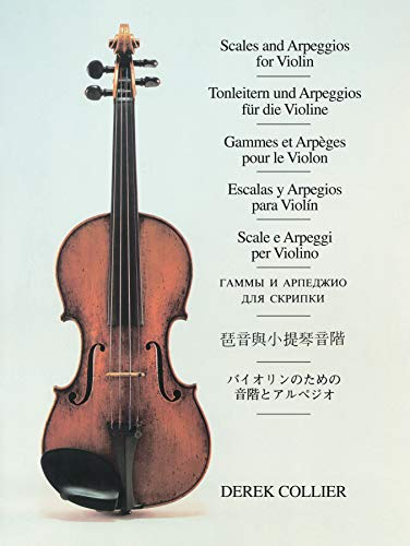 9780571506231: Scales and Arpeggios for Violin (Faber Edition)