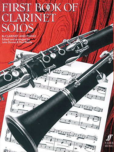 9780571506286: First Book of Clarinet Solos: Bb Clarinet and Piano: (Complete)