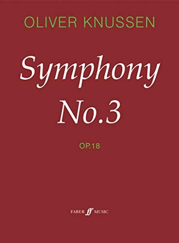 9780571506392: Symphony No. 3: Score
