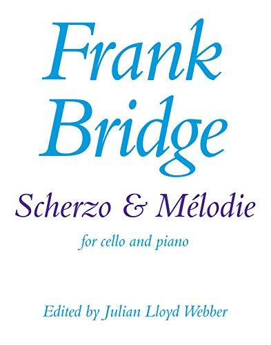 9780571506729: Scherzo and Melodie (Cello and Piano)