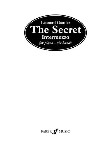 9780571507085: The Secret: (Piano Six Hands)