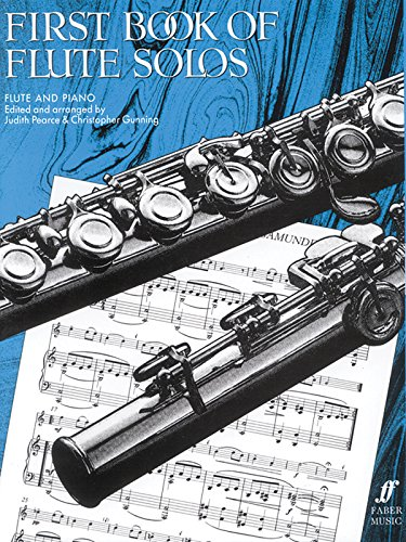 9780571507597: First Book of Flute Solos (Flute & Piano)