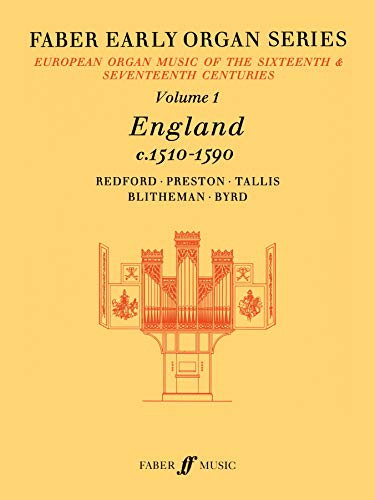 Faber Early Organ Series, Volume 1 Format: Ed. James Dalton