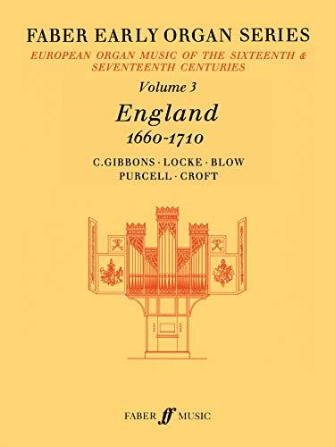 Faber Early Organ Series, Volume 3 Format: Ed. James Dalton