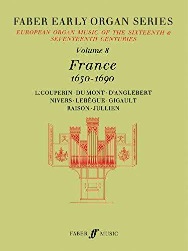 Faber Early Organ Series, Volume 8 Format: Ed. James Dalton