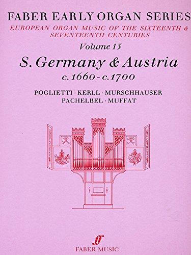 Faber Early Organ Series, Volume 15 Format: Ed. James Dalton