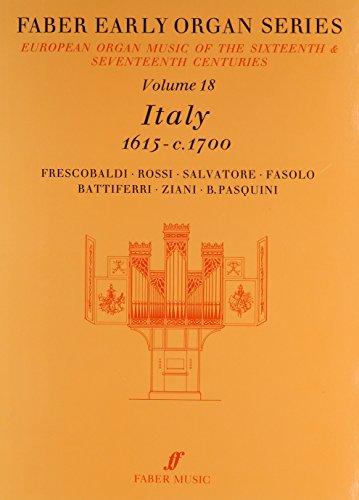 Faber Early Organ Series, Volume 18 Format: Ed. James Dalton