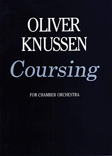 9780571507900: Coursing: (Score) (Faber Edition)