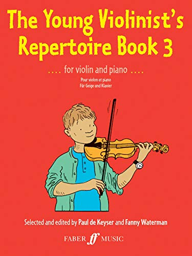 9780571508181: The Young Violinist's Repertoire, Bk 3: (Violin and Piano)