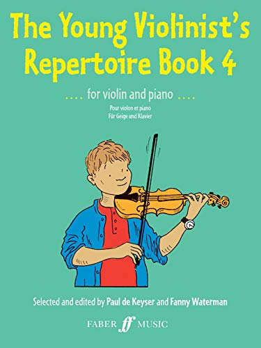 9780571508198: Young Violinist's Repertoire: (Violin and Piano): Bk. 4