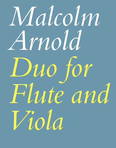 9780571508259: Duo for Flute and Viola: (Playing Score) (Faber Edition)