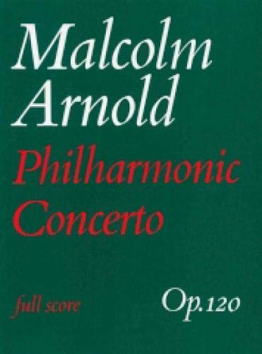 Philharmonic Concerto: (Score) (Paperback)