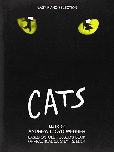 9780571508310: Cats (Easy Piano Selection)