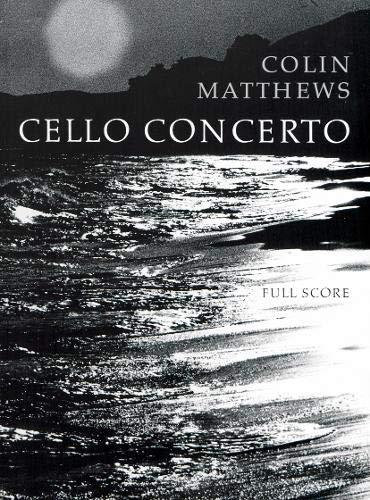 Cello Concerto: (Score) (Paperback)