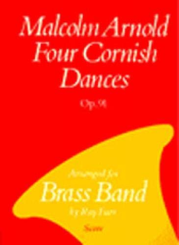 Four Cornish Dances: Brass Band (parts) (Paperback)